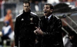 El Málaga de Javi Gracia sigue sin levantar cabeza
