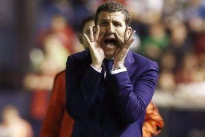 """Javi Gracia: """"Deseo que Osasuna este en Primera cuanto antes"""""""