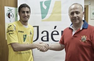 Javi Viedma sube al primer equipo del Jaén Paraíso Interior