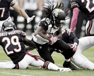 Los Jaguars ganan a los Bears en un partido horroroso