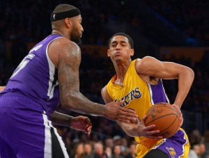 DeMarcus Cousins Sees A Bright Future For Young Lakers' Core