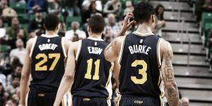 Utah Jazz ata en corto a sus jóvenes talentos