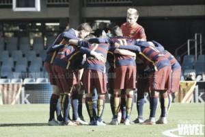 CE L'Hospitalet-FC Barcelona B: tercera victoria consecutiva (0-1)