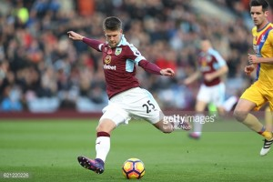 Johann pleased with recent Gud form for Burnley