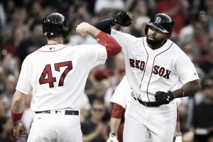 Red Sox bats lead to sweep over Oakland Athletics