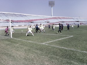 Deportivo JBL vuelve a festejar en Maracaibo