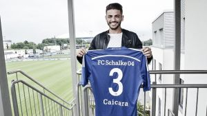 Wellenreuther out, Caicara in at Schalke
