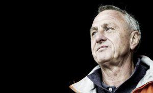 Johan Cruyff, por la pronta recuperación del balón