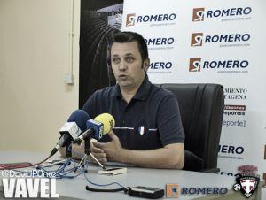 """Guillamón: """"El que quiera rascar algo en Cartagena tendrá que hacerlo muy bien"""""""