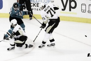 San Jose Sharks work overtime to get first Stanley Cup win