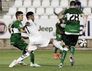 Al Albacete se le escapa la victoria en el último minuto