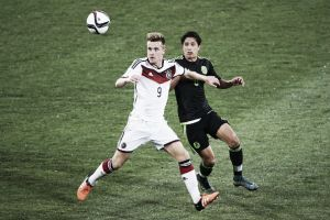 2015 FIFA U-17 World Cup - Germany 1-2 Mexico: Mexicans claim Group C top spot with hard-fought win