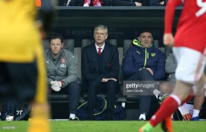 Arsene Wenger on a disappointing result against Bayern Munich
