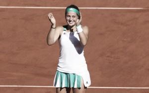 2017 WTA Finals Player Profile: Jelena Ostapenko