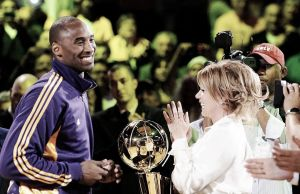 "Jeanie Buss: ""Me encanta Kobe Bryant. Creo que Los Angeles le ama"""
