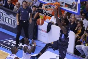 LegaBasket Serie A -Sontuosa Trento, Venezia ko: Taliercio espugnato da un super Jefferson (59-76)