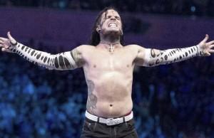 Jeff Hardy recibe el alta médica y podrá regresar al ring para Wrestlemania 34