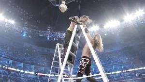 La vista al pasado: Edge vs Jeff Hardy Ladder Match
