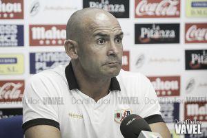 """Paco Jémez: """"Hoy no hemos demostrado que somos un equipo de Primera División"""""""