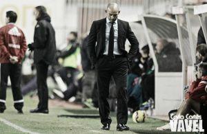 """Paco Jémez: """"El que he fallado he sido yo, no he estado a la altura"""""""