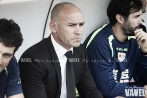 """Paco Jémez: """"El equipo dio todo lo que tenía, nadie puede reprochar nada"""""""