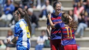 Primera División Femenina: el Barcelona avisa