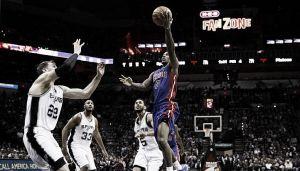 Jennings sulla sirena: Detroit in paradiso, Spurs scellerati