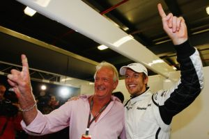 Addio a John Button, padre del pilota Jenson