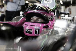 """Jenson Button: """"Si el tiempo está como hoy, el podio es posible"""""""