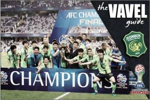 Guía VAVEL Mundial de Clubes 2016: Jeonbuk Hyundai Motors