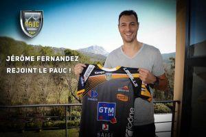 Jerome Fernandez, nuevo jugador del Pays d'Aix
