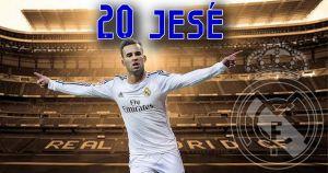 Real Madrid 2015/2016: Jesé Rodríguez