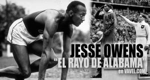 Jesse Owens, el rayo de Alabama
