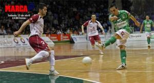 Caja Segovia - Triman Navarra: Duelo de Play Off por todo lo alto