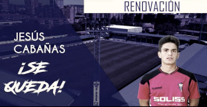 Jesús Cabañas y el Talavera seguirán unidos una temporada más