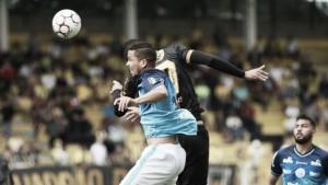 Volta Redonda tem gol mal anulado, perde para São Bento, mas avança às quartas da Série C