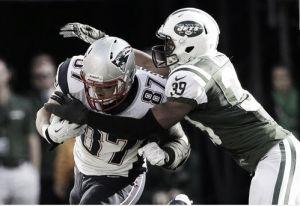 Los Jets pelearon hasta el final para ganar a los Patriots en el regreso de Gronkowski