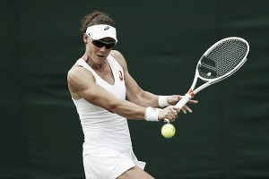 Sam Stosur out of Wimbledon with hand injury