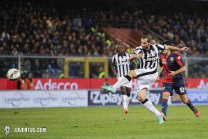 Genoa - Juventus: prueba de fuego para el campeón