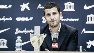 """Javi Gracia: """"Siempre preparamos los partidos de la misma manera, con la misma ilusión."""""""