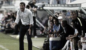 """Javi Gracia: """"Ha sido un partido ganado por el trabajo de todos"""""""