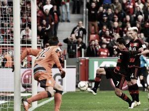 Bayer Leverkusen 4-3 VfB Stuttgart: Schmidt's side snatch three points in incredible second half