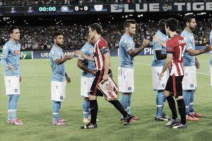 Napoli, i convocati per l'Europa League