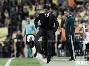 """Marcelino: """"Lo ideal sería centrar toda la atención en este partido e intentar conseguirlo"""""""