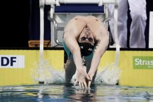 Camille Lacourt nadará su última gran final antes de la retirada