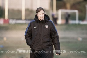 Jill Ellis calls 26 players in to first USWNT camp of 2018