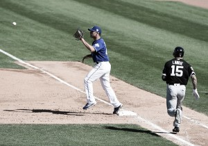 Colorado Rockies acquire minor league first baseman Cody Decker from Kansas City Royals