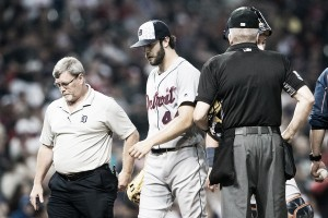 Detroit Tigers place LHP Daniel Norris on 15-day disabled list with right oblique strain
