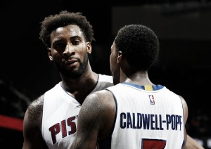 Andre Drummond agrees to five-year, $130 million deal with Detroit Pistons