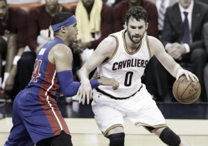 Cleveland Cavaliers knock down 20 three-pointers to beat Detroit Pistons, take 2-0 series lead